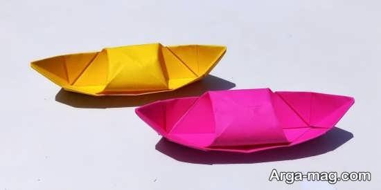 مدل هایی از ساخت قایق