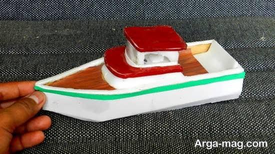 آموزش ساخت قایق با وسایل ساده