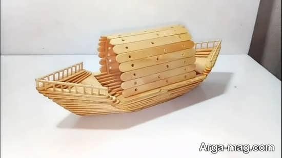 ساخت قایق برای کودکان