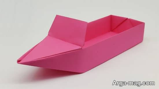 کاردستی قایق برای کودکان