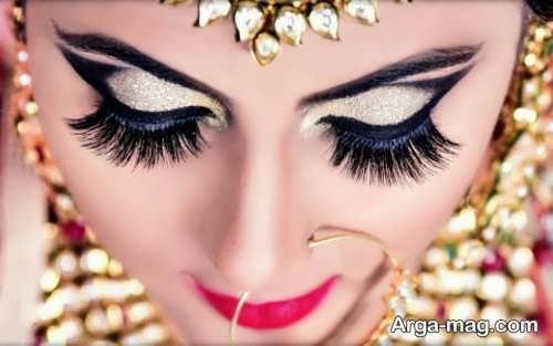 مدل خط چشم عروس جذاب