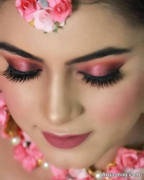 جذاب ترین خط چشم عروس