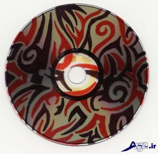 زیباترین و جالبترین طرحها برای سی دی