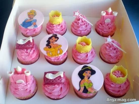 انواع تم تولد زیبا و جذاب برای دختر بچه ها