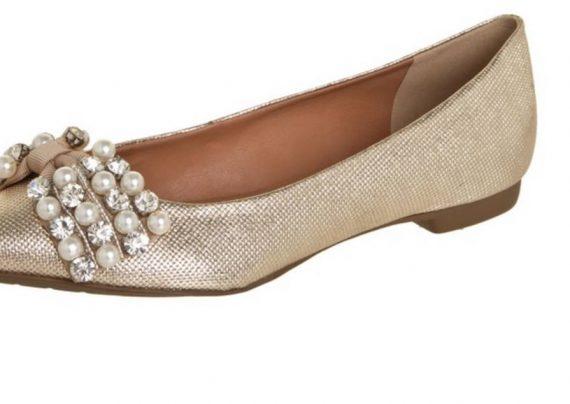 مدل کفش مجلسی بدون پاشنه