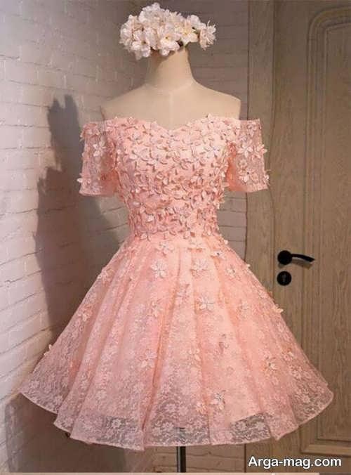 زیباترین مدل لباس مجلسی فانتزی