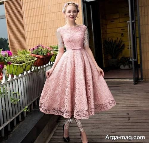 لباس مجلسی زیبا و فانتزی