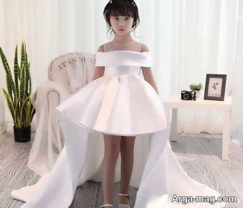 مدل جدید پیراهن مجلسی فانتزی