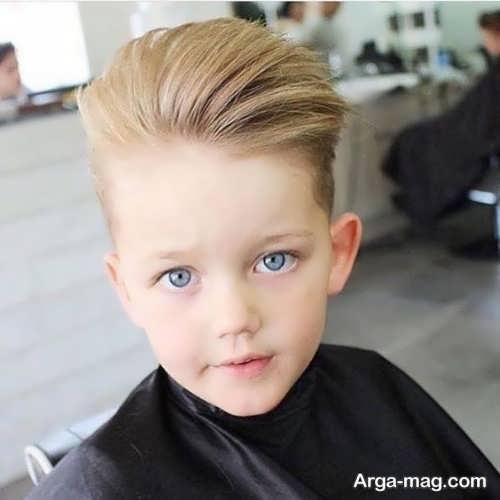 مدل موی آلمانی شیک