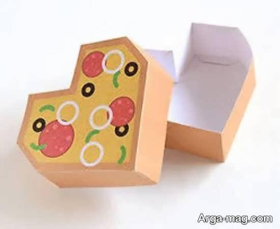 ساخت جعبه هدیه