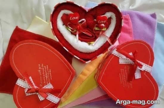ساخت جعبه کادو رمانتیک