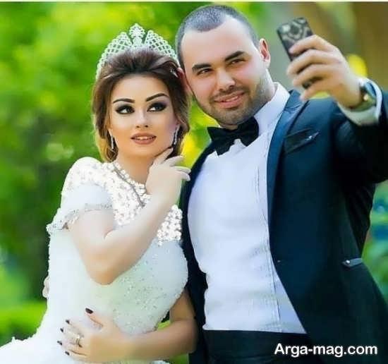 فیگور داماد و عروس