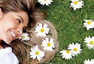 رنگ موی گیاهی برای موهای سفید