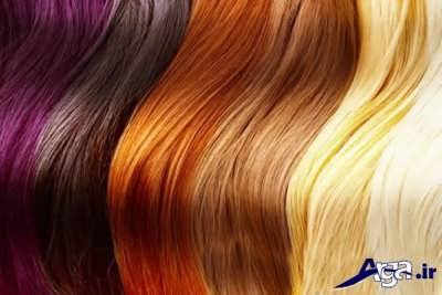انواع رنگ موی گیاهی