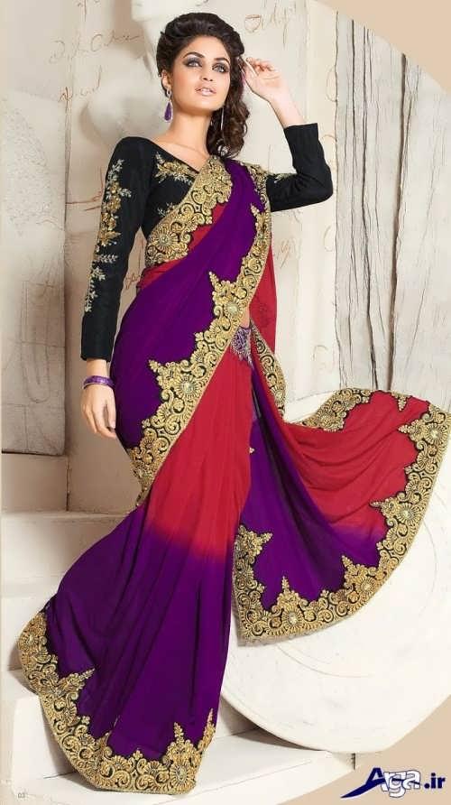 مدل لباس طرح دار و شیک هندی
