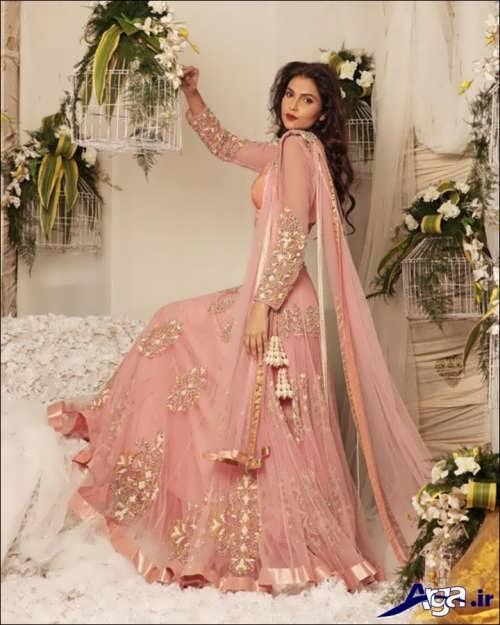 مدل لباس مجلسی زیبا و شیک هندی