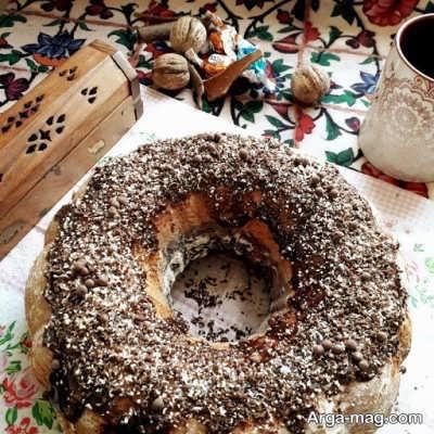 روش تهیه کیک موز و دارچین
