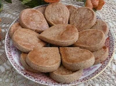 طرز تهیه شیرینی دارچینی در خانه