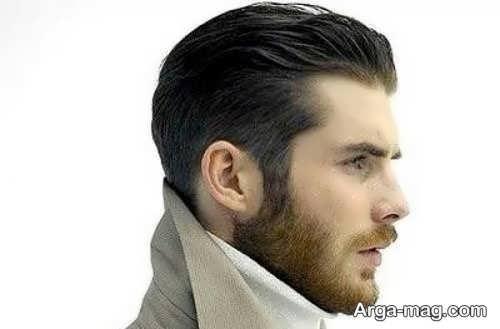 مدل مو کوتاه ایتالیایی