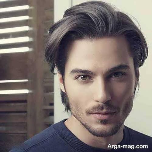 مدل مو بلند ایتالیایی
