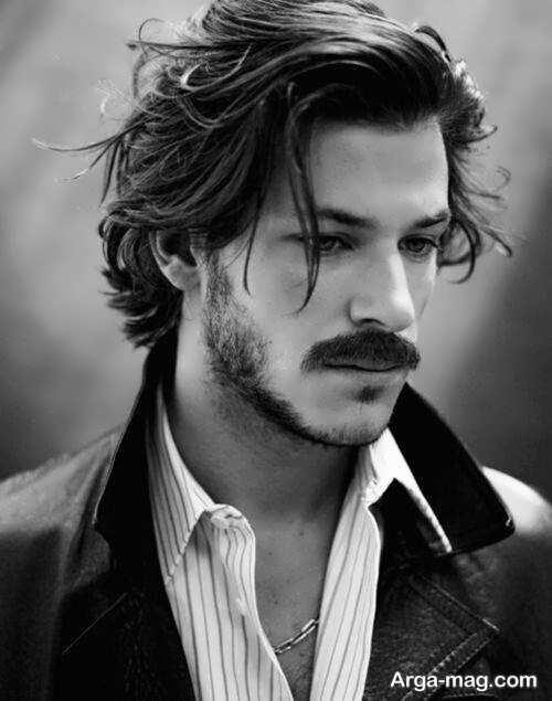مدل موی کلاسیک ایتالیایی