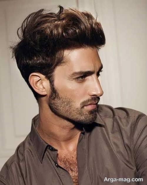 مدل موی شیک و جدید مردانه