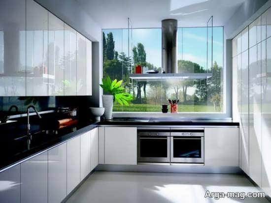 مدل کابینت شیک و جدید آشپزخانه