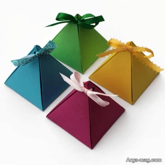 زیباترین جعبه های هدیه شیک و فانتزی