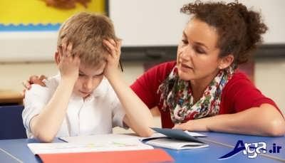 عوامل عدم یاد گیری در کودکان