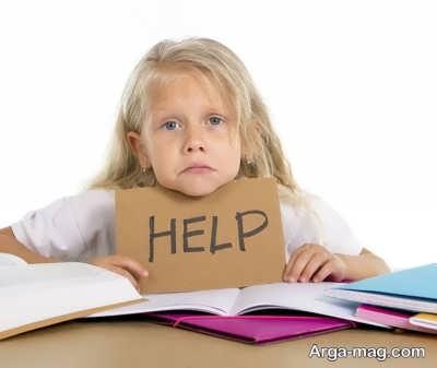 بررسی علل بروز اختلال در یادگیری