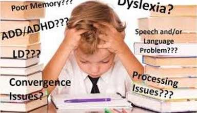 چرا بعضی کودکان دیر یاد می گیرند