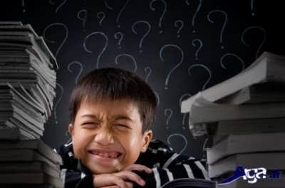 اختلال در کودکان چگونه است