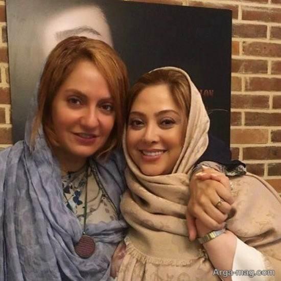 مهناز افشار در سالن زیبایی مریم سلطانی
