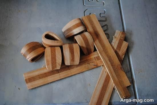 ایده تزیین حعبه چوبی