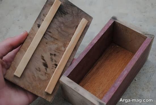 جذاب ترین و شیک ترین جعبه های چوبی