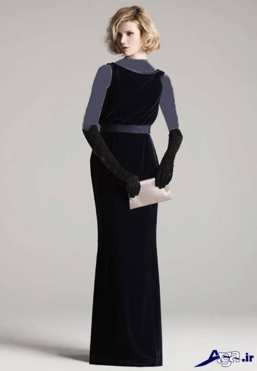 مدل لباس ساده مجلسی و زیبا