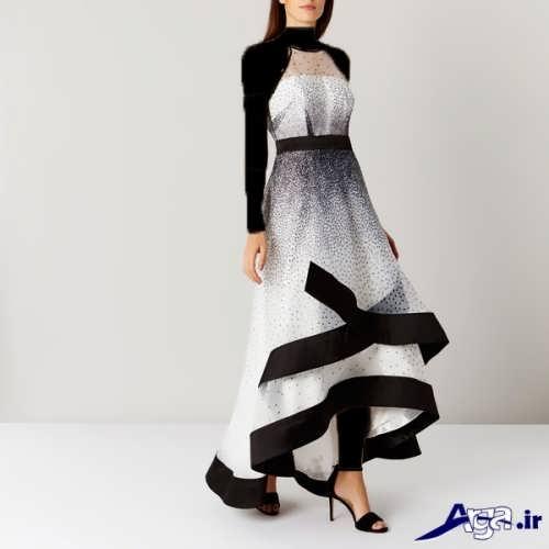 مدل لباس ماکسی دخترانه