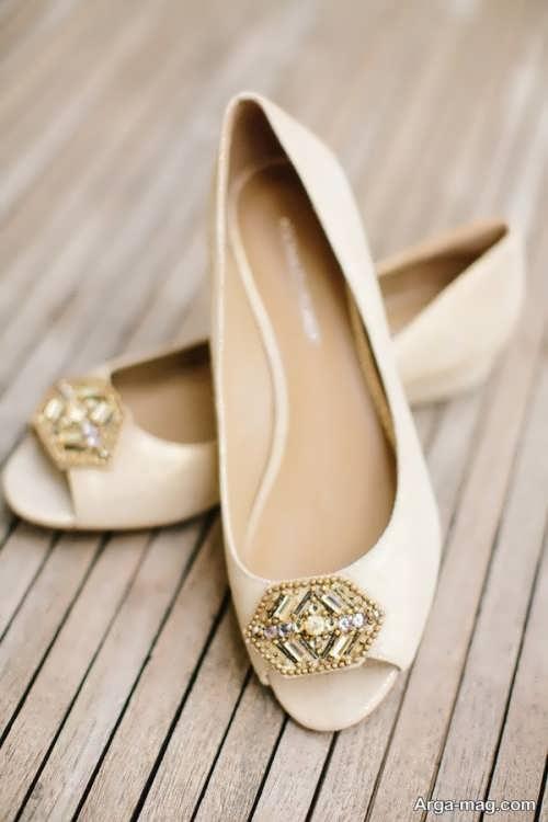 مدل زیبا و شیک کفش عروس