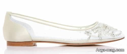 مدل کفش جدید و شیک عروس