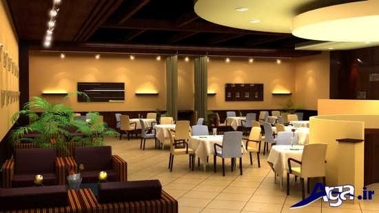 رستورانهای شیک و امروزی و زیبا به سبک جدید