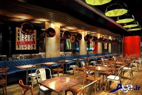 زیبایی در رستورانهای شیک دنیا