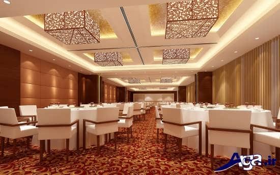 ایده های جالب برای طراحی رستورانها