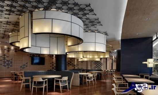 ایده نو و امروزی برای دکوراسیون رستوران مدرن و جدید