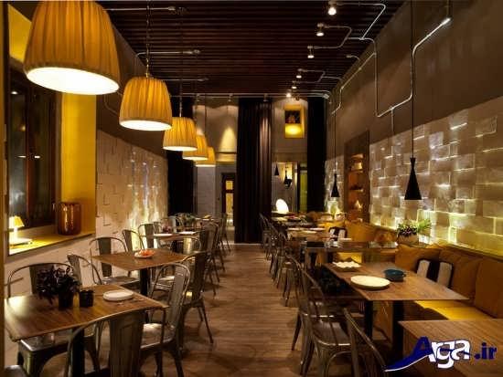 انواع رستوران در سبک جدید
