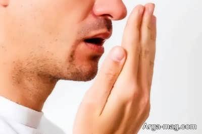 درمانهای طبیعی بوی بد دهان