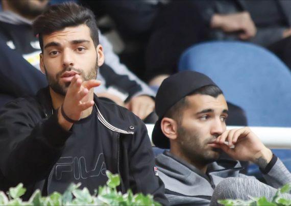 عکس جدید طارمی و مسلمان