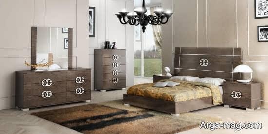 مدل فرش اتاق خواب شیک و جدید