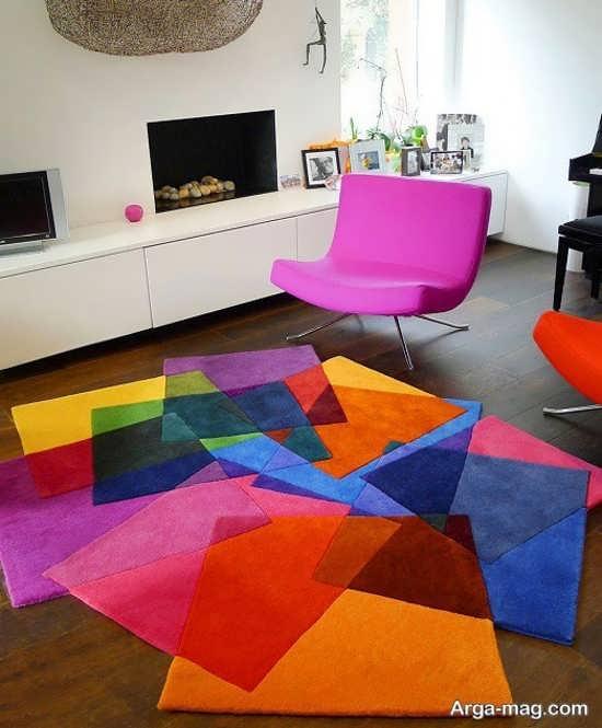 انواع مدل فرش جدید