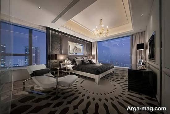 مدل فرش اتاق خواب خاص و جدید