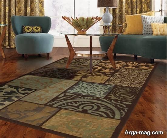 مدل فرش پذیرایی جذاب و جدید